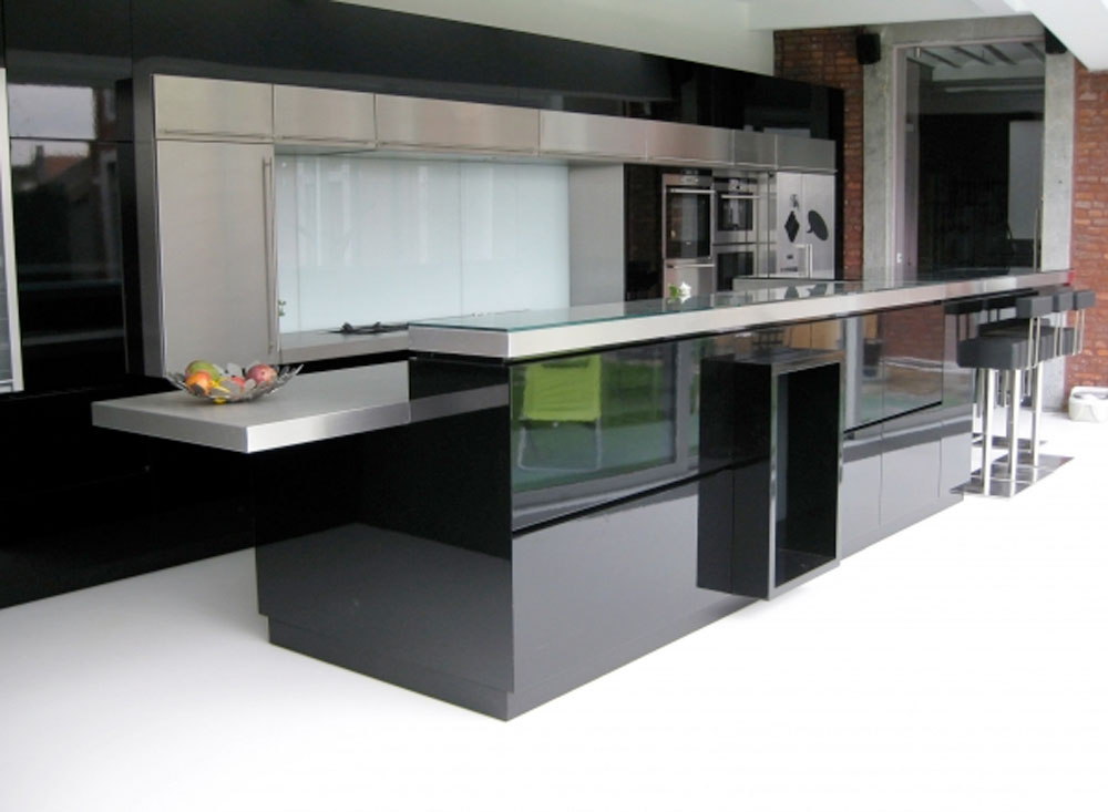Am nagement cuisine geoffrey hody architecte li ge - Amenagement cuisines ...